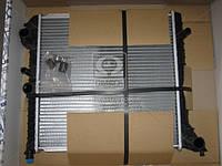 Радиатор охлаждения VOLVO 440/460/480 MT 88-(пр-во Van Wezel)