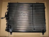 Конденсор кондиционера MB E-CLASS W124 92-97 (AVA)