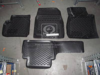Коврики в салон автомобиля для Mazda 3 2013- (3D)