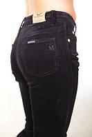 Вельветовые женские штаны MONTANA