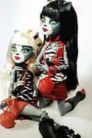Набор кукол Monster High Мурсефона и Мяулодия (Meowlody & Purrsephone)