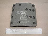 Накладка тормозных колодок HYUNDAI/KIA HD120, E-AEROTOWN (04-) (пр-во Mobis)