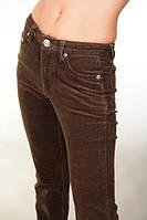 Вельветовые штаны женские MONTANA