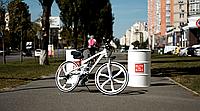 Электровелосипед Mercedes-Benz ML-500 (белый)