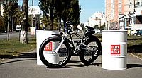 Электровелосипед BMW NEW 2016 Electric Rear Drive (черно-белый)