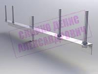 Траверса высоковольтная ТМ10 для ЛЭП, фото 1