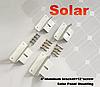 Універсальне алюмінієве кріплення для сонячної батареї, фото 2