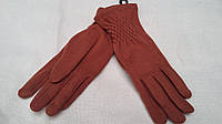 Женские перчатки (тонкий мех), 7-9 р-ры, 80/65 (цена за 1 шт. + 15 гр.)
