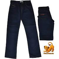 """Брюки теплые , коттоновые """"SZG Jeans Fashion""""  , на флисе , для мальчика 9-13 лет"""