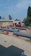 Схемы и технологические карты производства работ по строительству : Дымовых и вентиляционных труб, Резервуаров