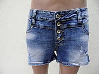 Шорты джинсовые ДН5219