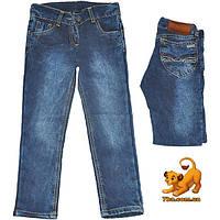 Брюки зимние , джинсовые на флисе Sercino Jeans Fashion  , для мальчиков от 3-7 лет