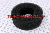 168F 170F Фильтр воздушный - элемент (поролон - круглый)