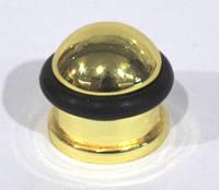 Упор дверний M-38 GP (золото)