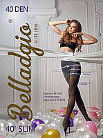 Колготки женские с утягивающими шортами Slim 40 Belladgio Отправка в день оплаты!