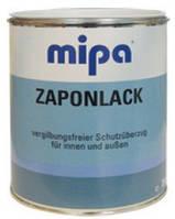 Лак для черных и цветных металлов MIPA ZAPONLACK, 1л
