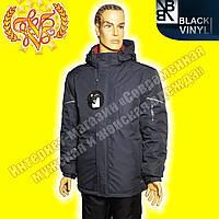 Мужская куртка Black Vinyl 601 Ocean Gray