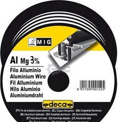Сварочная проволока Deca Aluminium/MG 3%