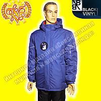 Мужская куртка Black Viny 601 Cobalt