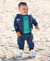 Детский спортивный костюм тройка для мальчика, фото 1