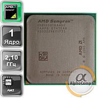 Процессор AMD Sempron LE-1200 (1×2.10GHz/512Kb/AM2) БУ