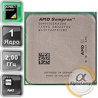 Процессор AMD Sempron LE-1150 (1×2.00GHz/256Kb/AM2) БУ