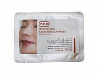 Маска-анестетик для губ PCD