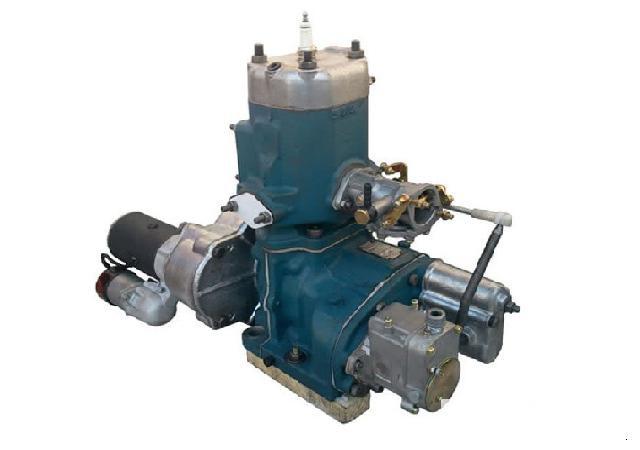 Пусковой двигатель, РПД