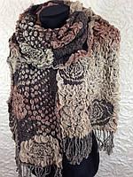 Яркий женский шарф (цв 07)