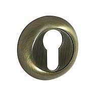 Накладка Шерлок  ЕТ-1- AB   (бронза)