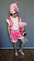 Карнавальный костюм поросенка для девочки, фото 2