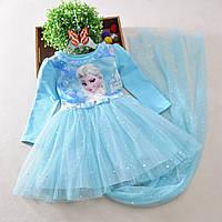 Платье детское нарядное Эльза