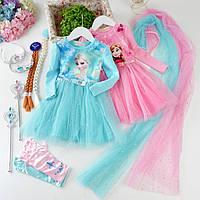 Платье детское Холодное сердце