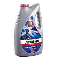 Трансмиссионное масло ЛУКОЙЛ ТМ-4 SAE 80W/90 API GL-4 4л