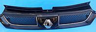 Решетка радиатора, бампера, улыбка, ресничка к Renault Trafic II Рено Трафик Трафік