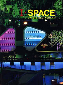 Дизайн интерьеров. I-Space 1 - Cafe & Restaurant