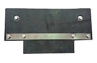Накладки,скребки  к цепным скребковым транспортерам