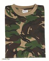 Камуфлированная футболка, DPM L