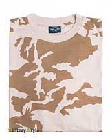 Камуфлированная футболка, DPM британс.пустыня L
