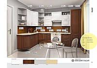 Кухня под заказ Киевский Стандарт-010 вариант угловой 1700х3000 мм