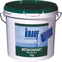Грунтовка  Бетоконтакт 5 л KNAUF