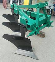 Плуг ПЛН-3-35 УА с углоснимамы на высоких стойках
