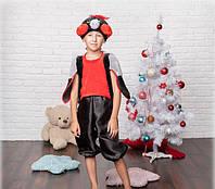 Новогодний костюм Снегиря для мальчика