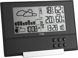 Метеостанция TFA Pure Plus, 120x178x35 мм