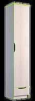 Пенал 1Д/1Ш Маттео (Феникс) 400х400х2100мм