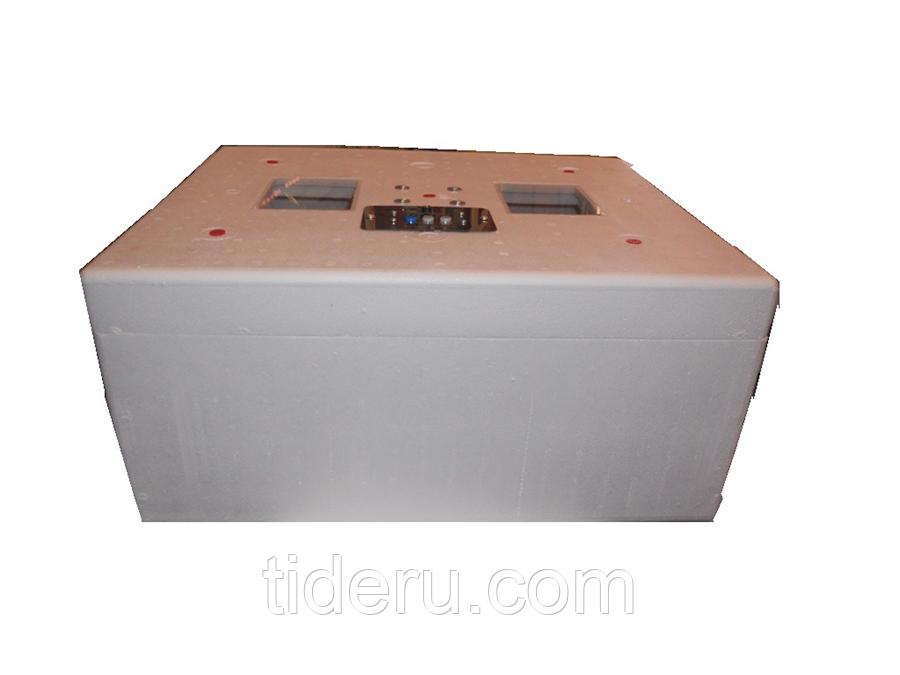 Инкубатор для яиц Несушка М 76 автомат с вентилятором и ТЭНом