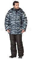 Куртка утепленная для охранника