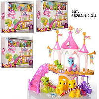 Домик Пони 6628A-1-2-3-4 LP My Little Pony
