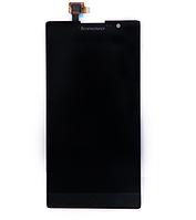 Оригинальный дисплей (модуль) + тачскрин (сенсор) для Lenovo P90   K80   K80M, фото 1
