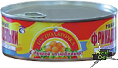 Фрикадельки у томатному соусі №3 Господарочка 240г